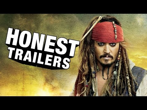 Honest Trailers - Pirates of the Caribbean