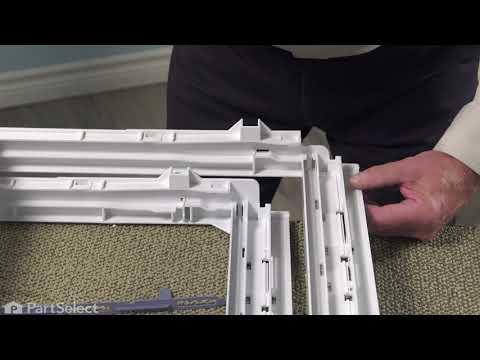 KBFS25ETSS01 KitchenAid Refrigerator Parts & Repair Help