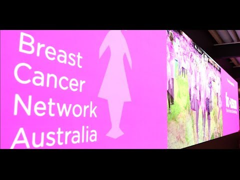 Pink Buns Everywhere For Our Breast Cancer Network Australia Partnership