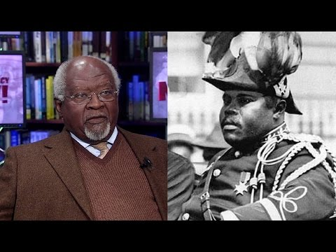 Marcus Garvey Inspired Millions, from MLK to Mandela; Now His Son Is Asking Obama to Pardon Him