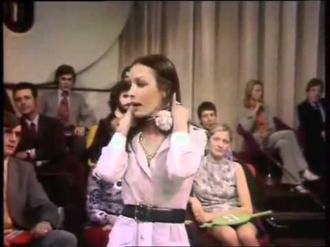 Marie Laforêt - La Madeleine (in live 1972)