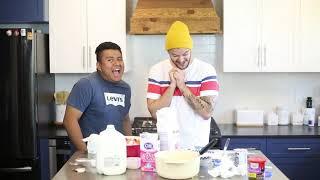 Elevate Youth | Bake Off Challenge with: Isaac Ruiz & Elliot Mendoza