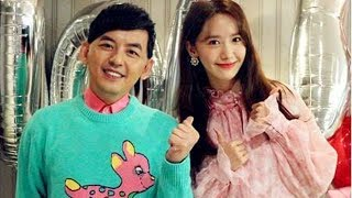 YoonA with MC Mickey Huang  So happy Moment  Sowonderful day in Taipei