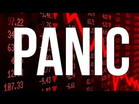 The stock market is crashing, a Finance professor explains why