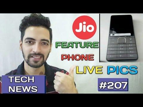 JIO Feature Phone LIVE Pics,Nokia P1 Price,Non-Explosive Batteries,Samsung S8 Launch Date- TN #207