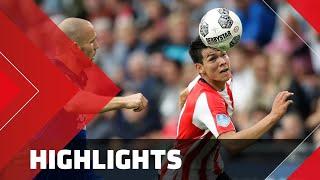 Samenvatting: PSV - AZ