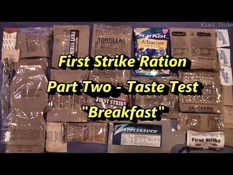 Быстрый завтрак -