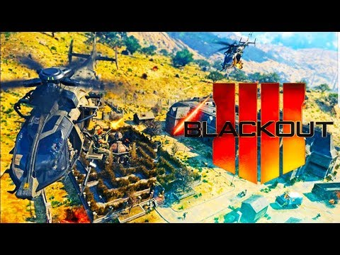 How to play Blackout Battle Royale Tutorial / Beginners Guide - PC/XB1/PS4 (Black Ops 4 Blackout)