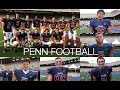 INTERVIEWING UPENN FOOTBALL TEAM | UPENN GAME DAY VLOG