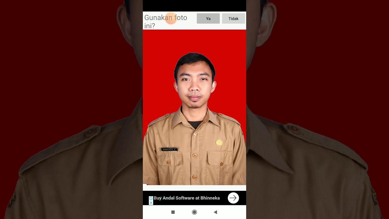 Cara Membuat Pas Foto Ukuran 4x6 3x4 Di Handphone Android Untuk Dicetak Atau Pendaftaran Online Youtube