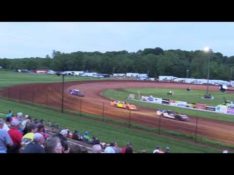 Bloomington Speedway   5.26.17   Super Stocks   Heat 3