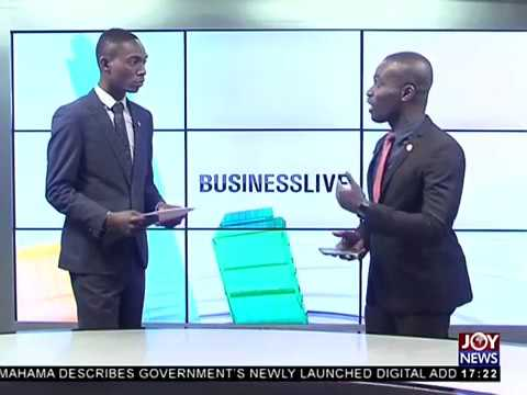 Energy Bond - Business Live on JoyNews (6-11-17)