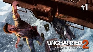 Twitch Livestream | Uncharted 2: Among Thieves Part 1 [PS4]