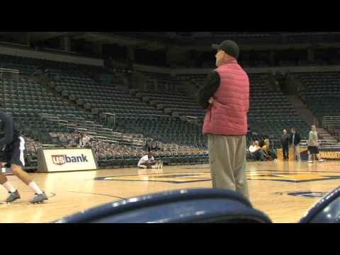 Inside Marquette Basketball: All-Access with the Managers