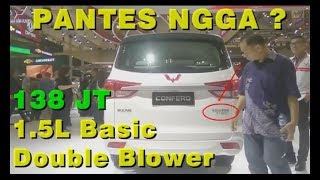 Download Video Wuling Confero 1.5 basic Double Blower - wort to buy ? MP3 3GP MP4