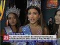 Fil-Am at Davaoeña Katarina Rodriguez, kinoronahang Miss World Philippines 2018