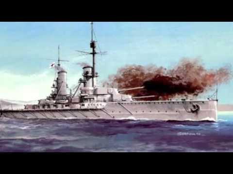 Batalla de jutlandia mariann