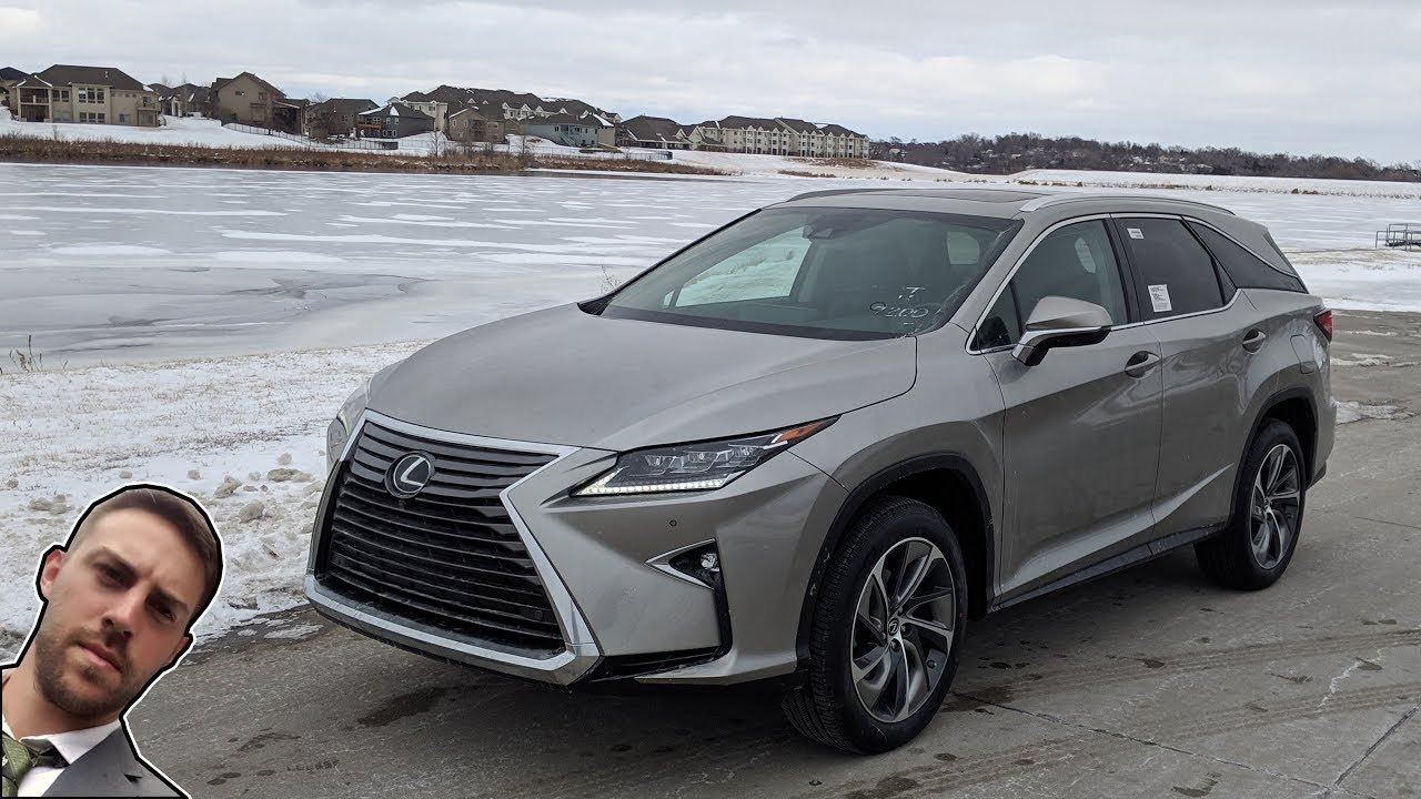 Lexus 3rd Row >> 2019 Lexus Rx 350l Review The Occasional 3rd Row Youtube