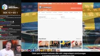 LIVE CASINO GAMES + Extra Friday stream tomorrow 😁