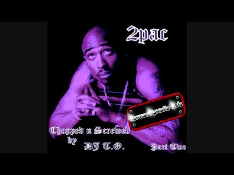 Tupac Dear Mama Chopped n Screwed