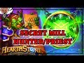 Secret Mill Hunter/Priest 🍀🎲 ~ Hearthstone The Boomsday Project