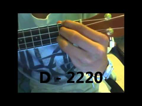 Ukulele Tutorial #17 - Replay by Iyaz