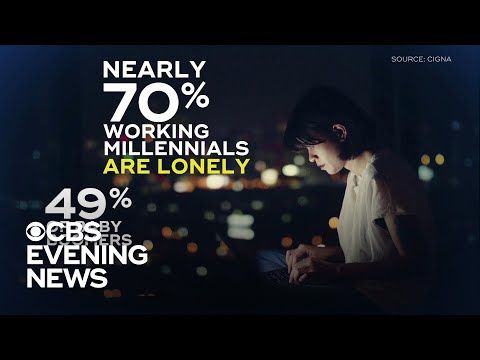 Loneliness survey finds young generations are lonelier than boomers