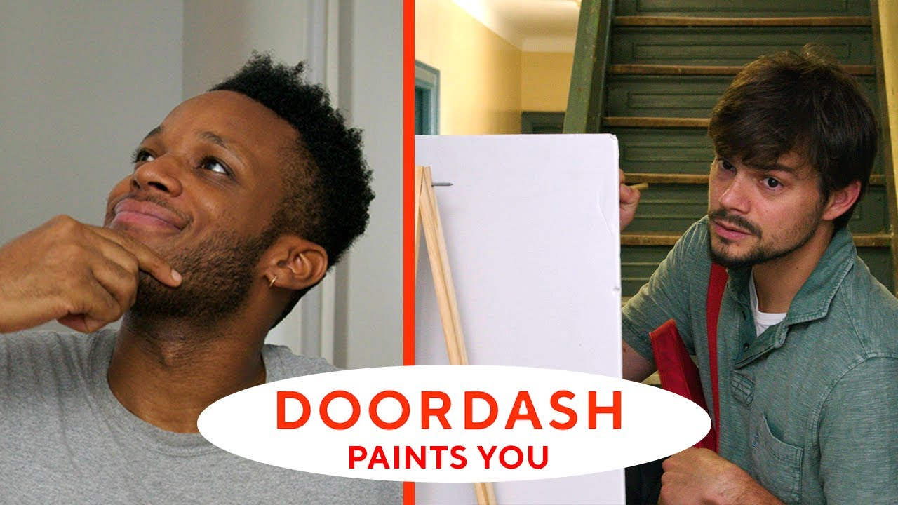 DoorDash Paints You