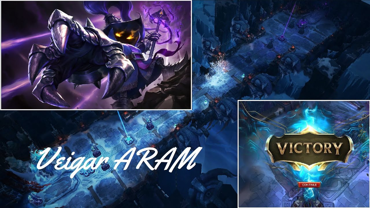 Lol Aram Veigar 04 S10 Youtube Season 9 veigar aram build & runes. youtube