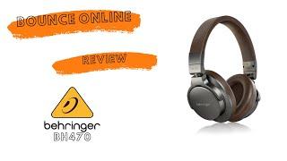 Behringer BH470 Headphones #Behringer #headphones #quality #value