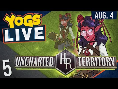 HighRollers D&D: Uncharted Territory - Episode 4 (5th August 2017) AD