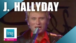 "Johnny Hallyday ""Elle est terrible"" 
