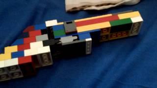 Lego flintlock pistol