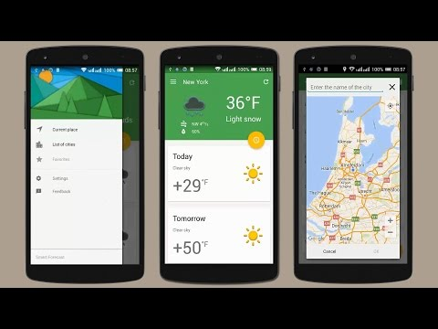 Smart Forecast ENG