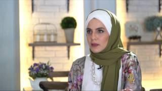 هذه قصتي- سماح صافي كاتبة وصانعة أفلام أردنية
