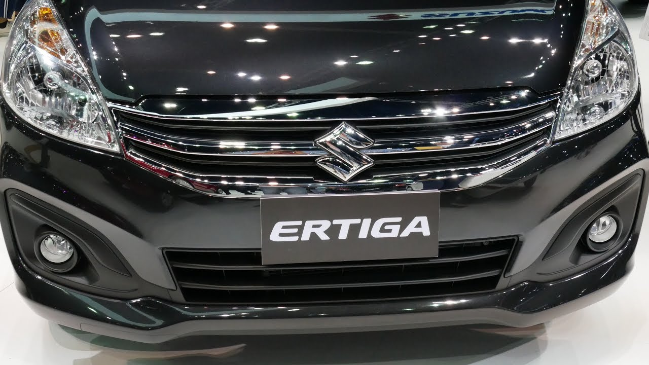 2018 suzuki ertiga. simple ertiga minivan ertiga 2017  2018 exterior and interior for suzuki ertiga k