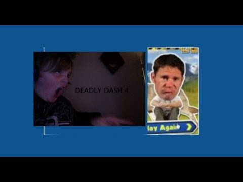 SuperBEASMODEACTIVATE Plays Deadly Dash 4