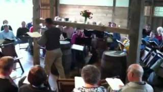 Old Fashioned Mennonite Hymn Sing - In the Rifted Rock I