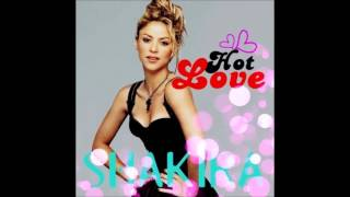 Shakira - Hot Love (Álbum 2014)
