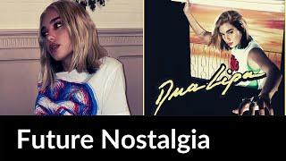 Dua lipa - 'future nostalgia'. karaoke. instrumental. lyrics are on-screen and in the description. official audio/video: https://www./watch?v=ok0l...