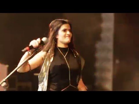 """Sona Mohapatra sings Jugni  @ """"My Jashn"""" 2016 Pune for Capgemini"""