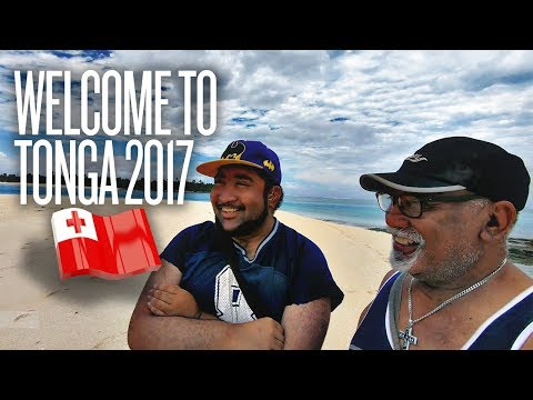 Welcome to Tonga 2017 Vlog | 2 Weeks in the Pacific