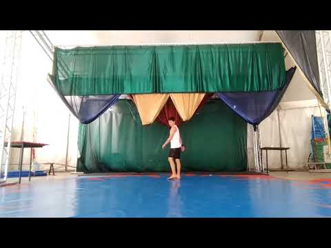 540° Front Sweep B-Twist / Tricking Update Session