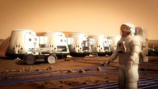 Mit dem One-Way-Ticket ins All: Wer fliegt auf den Mars?