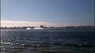 San Diego Bayfair Hydroplane Boats racing 3/3