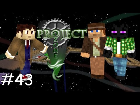 Minecraft ProjectOzone - E43 AE2 P2P und Storage Drawers