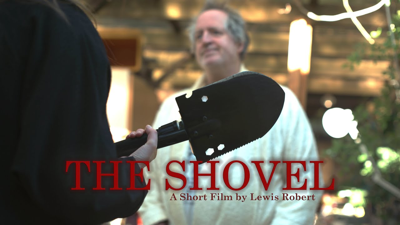 The Shovel (A Short Film by Lewis Robert) My RODE Reel 2020