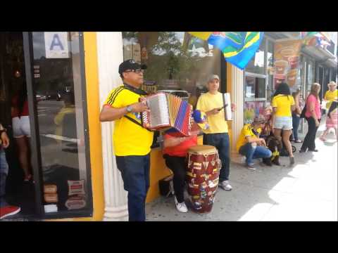 World Cup 2014 - Colombia vs  Greece 06/14/14: Recap of the After-Party