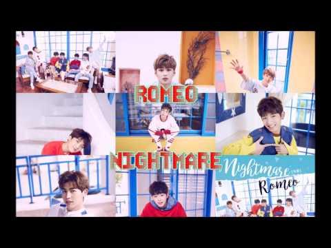 Romeo (로미오) - Nightmare (악몽) (Female Version)