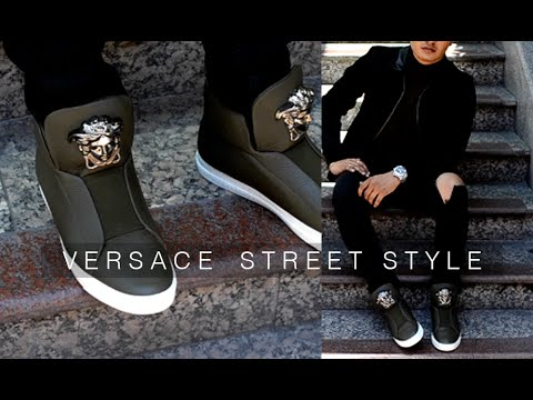 6e6ee335 OOTD: VERSACE STREET STYLE | PALAZZO SNEAKERS